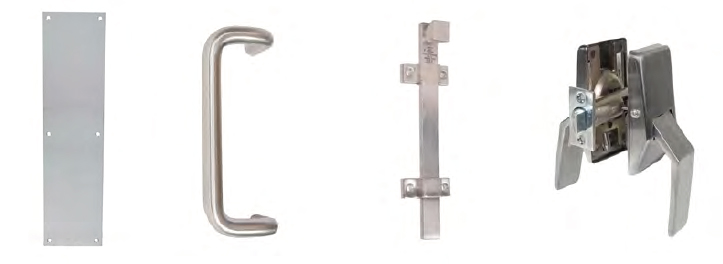 healthy hardware plates levers